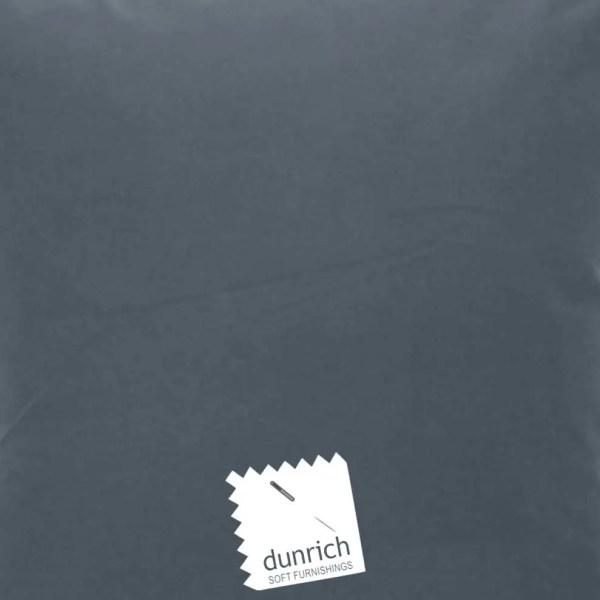dark grey cotton drill cut fabric