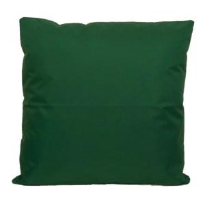 green water resistant indoor outdoor scatter cushion