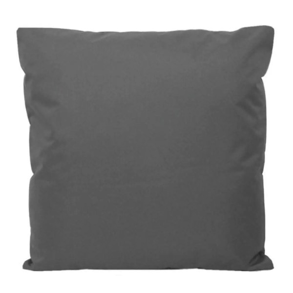 grey water resistant indoor outdoor scatter cushion
