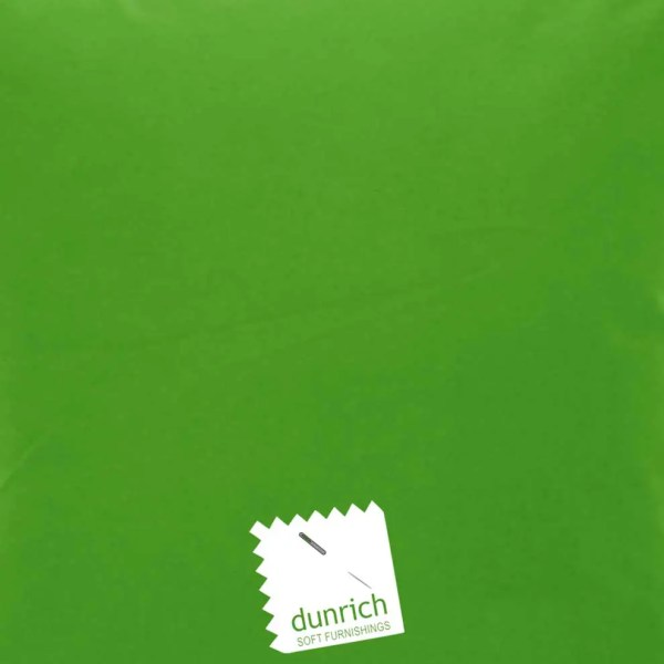 lime cotton drill cut fabric