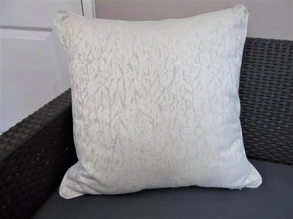 marble effect ivory cut fabric to order
