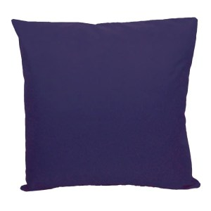 mauve water resistant indoor outdoor scatter cushion