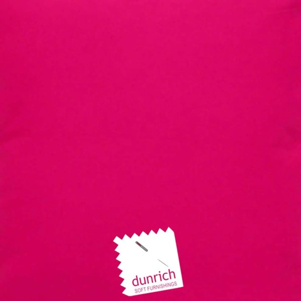 pink cotton drill cut fabric