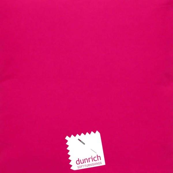 pink cotton drill cut fabric