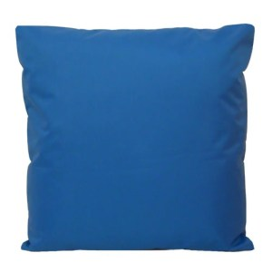 royal blue water resistant indoor outdoor scatter cushion