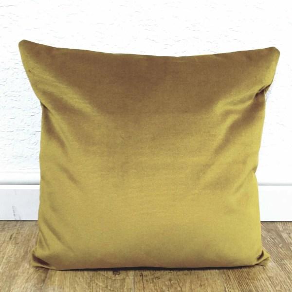 velvet malta cushion covers gold