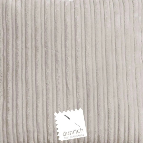 white chunky cord cut fabric to order