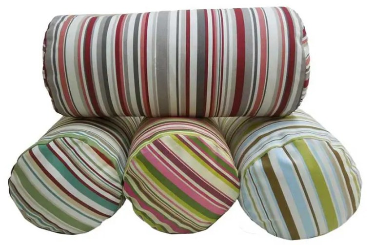Wholesale Bolsters and Cylinder Shaped Cushions