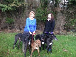 Denise & Helen, Branch Volunteers