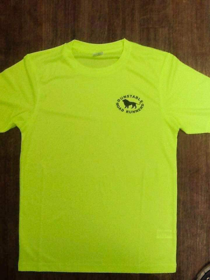 Yellow DRR TShirt