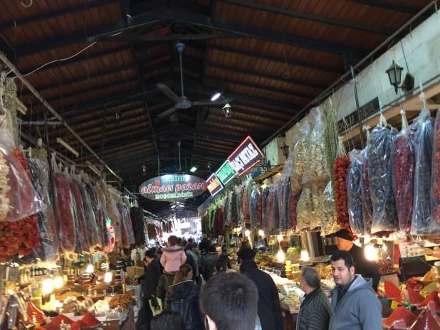 Gaziantep Gezilecek Yerler - Almacı Pazarı
