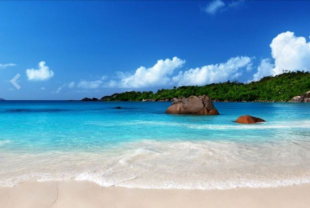 Anse Lazio Praslin Island
