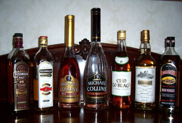 İrlanda whiskey