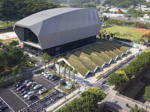 Zhonghe Community Sports Center - Taipei, Tayvan