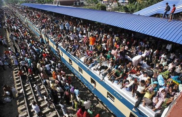 Dhaka tren