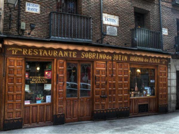 en eski restoran
