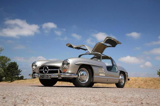 Mercedes 300 SL 'Gullwing'