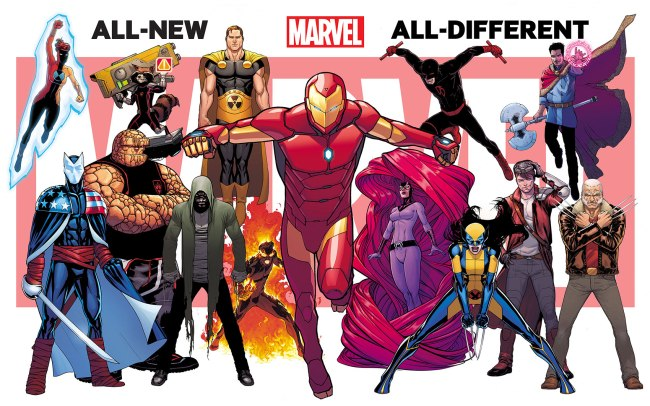 all-new-marvel