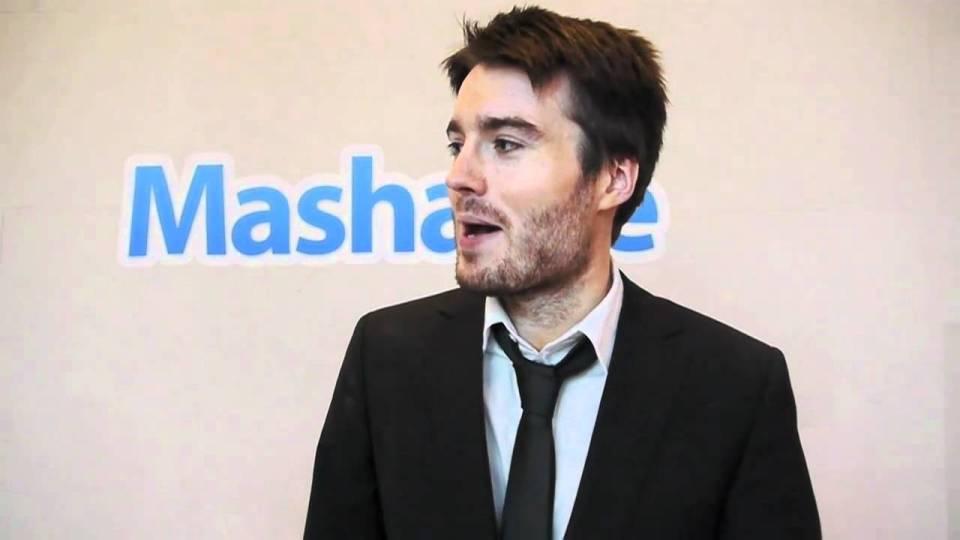 1985 doğumlu Pete Cashmore Mashable'ı 2005 yılında kurmuştu.