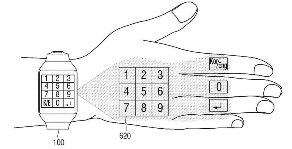 samsung-patent-smartwatch-projector-8