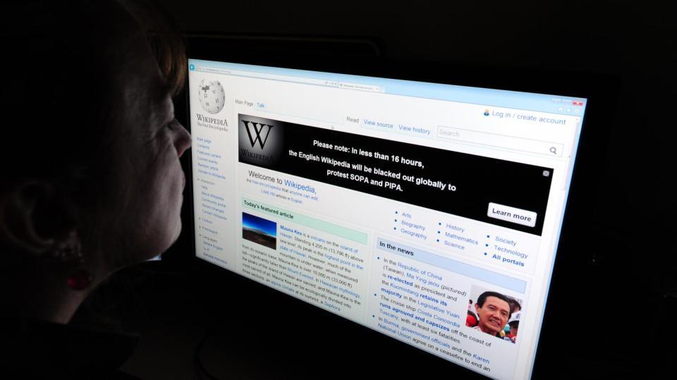 wiki sansür
