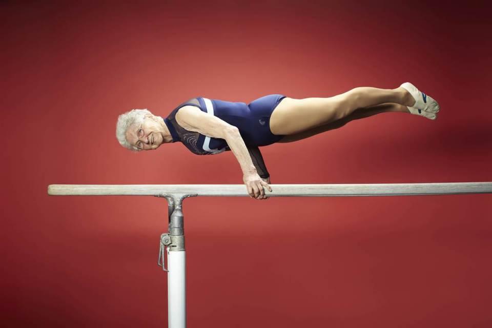 2016'da 'En Yaşlı Jimnastikçi' ünvanına hak kazanan Alman jimnastikçi Johanna Quaas 1934'ten bu yana profesyonel olarak spor yapıyor.