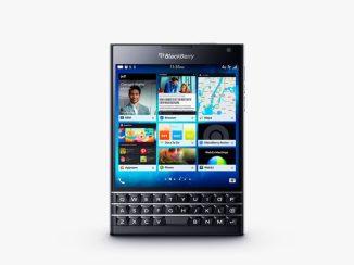 Passport - 2014'e geldiğimizde BlackBerry'nin piyasada tutunmak için her şeyi denemeye kararlı olduğunun bir kanıtı gibiydi.