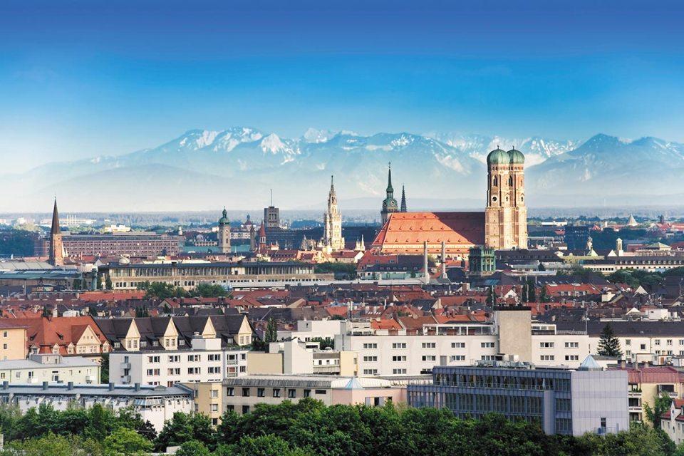Linux kullanımı ile meşhur Münih kenti, Almanya.