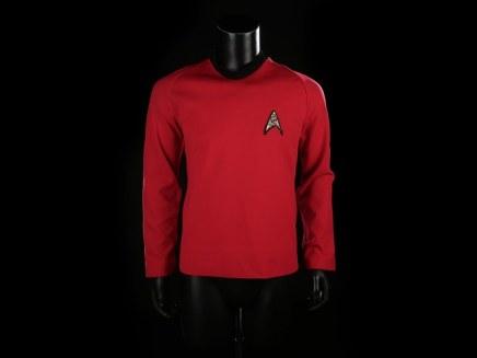 Star Trek mühendis kostümü - 2591 Dolar