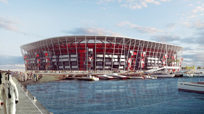 qatar-demountable-stadium-world-cup-2022-ras-abu-aboud-designboom-01
