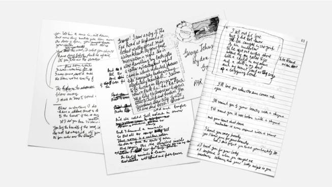 Leonard Cohen'e ait yazılar