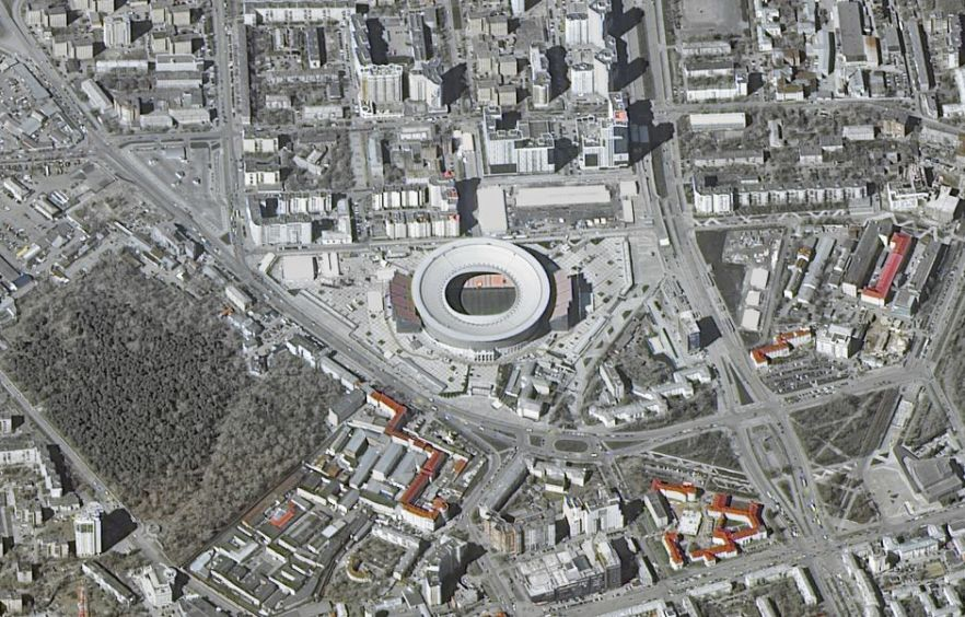 Ekaterinburg Arena - Yekaterinburg