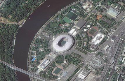 Luzhniki Stadyumu - Moskova
