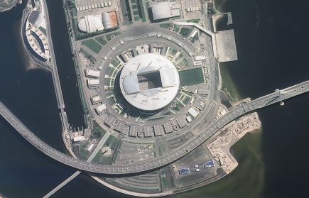 St. Petersburg Stadyumu