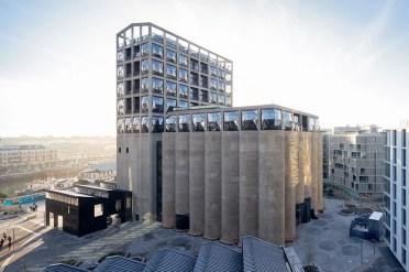 Zeitz MOCAA - Heatherwick Studio, Cape Town, Güney Afrika