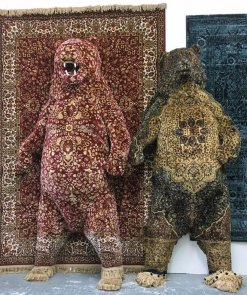 debbie-lawson-persian-rug-animal-sculptures-1-1