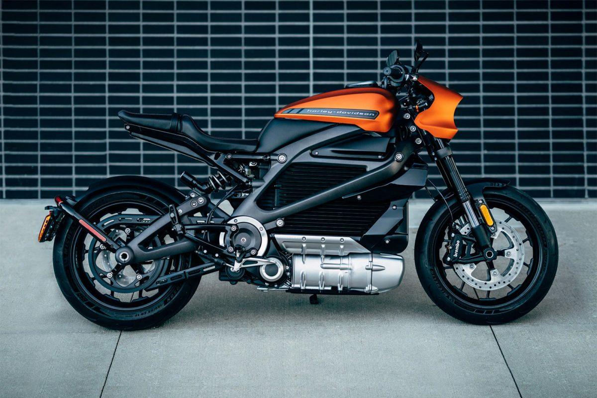 Harley Davidson'ın ilk elektrikli motosikleti Ağustos'ta yollarda olacak - Dünya Halleri