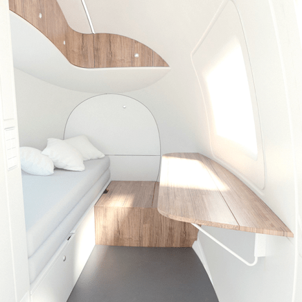 sleeping_space_ecocapsule