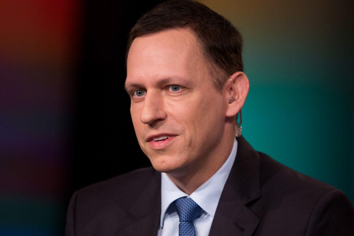 """Peter Thiel, """"FBI ve CIA Google'ı soruşturmalı"""""""