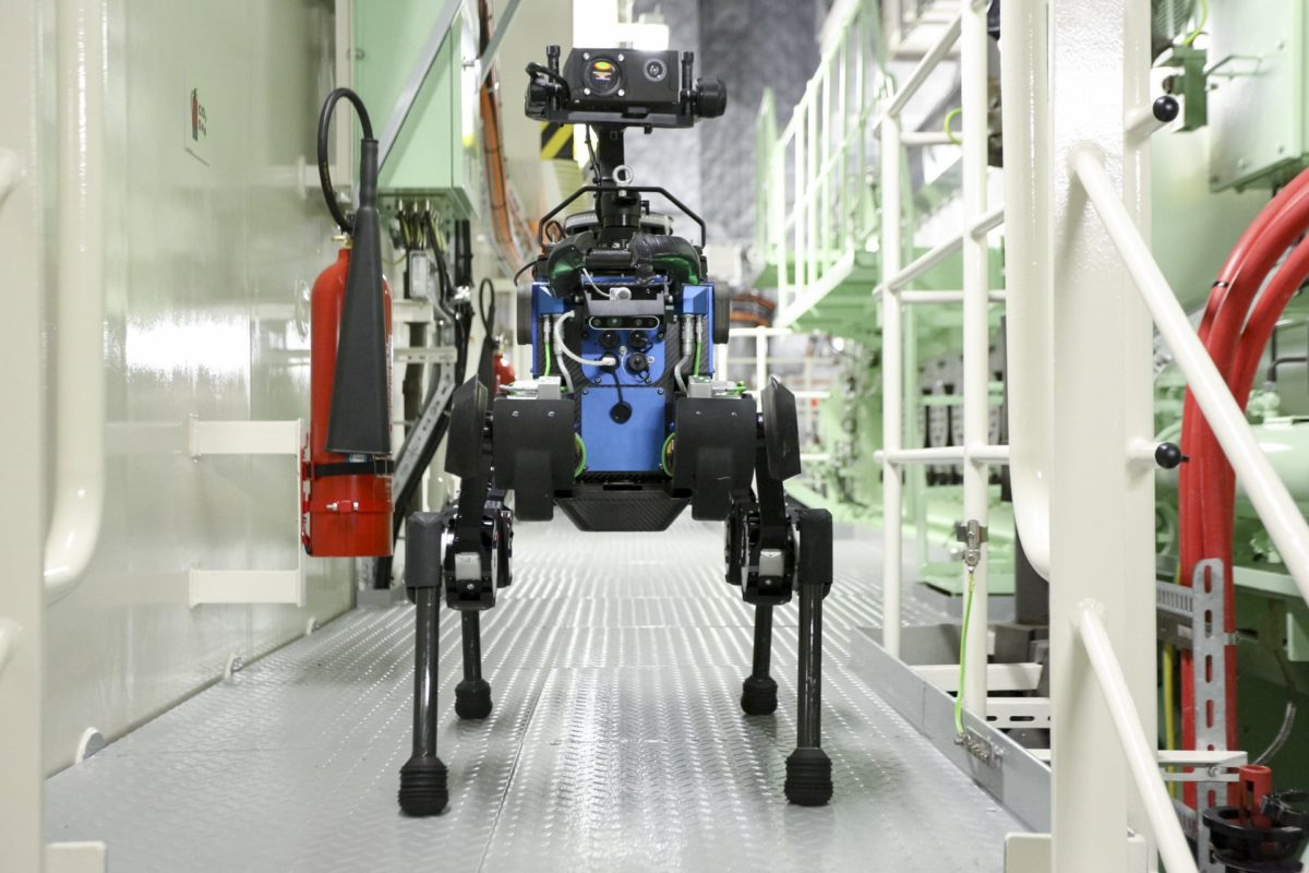 ANYmal adlı robot, Boston Dynamics'in Spot modeline rakip olabilir