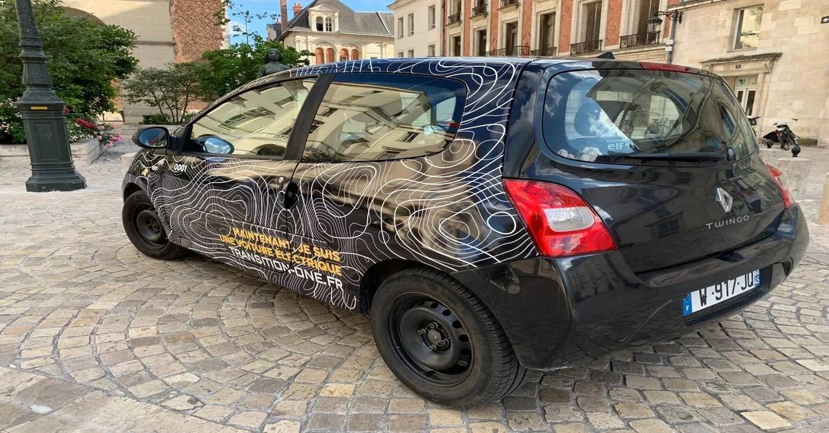 Dizel araçları elektrikliye dönüştüren girişim