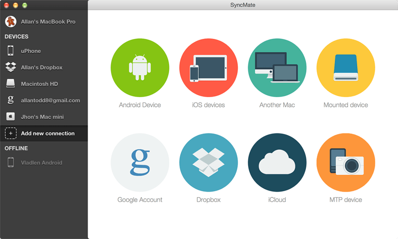 Nexus Suite For Mac by syncmate