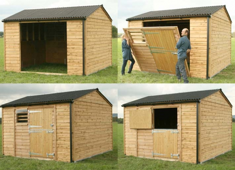 stable-conversion-shelter-kit
