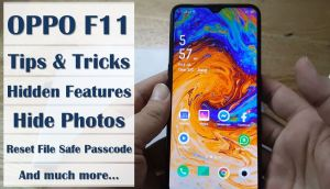 OPPO F11 Tips Tricks Features