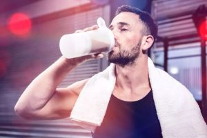 post-workout natural drinks