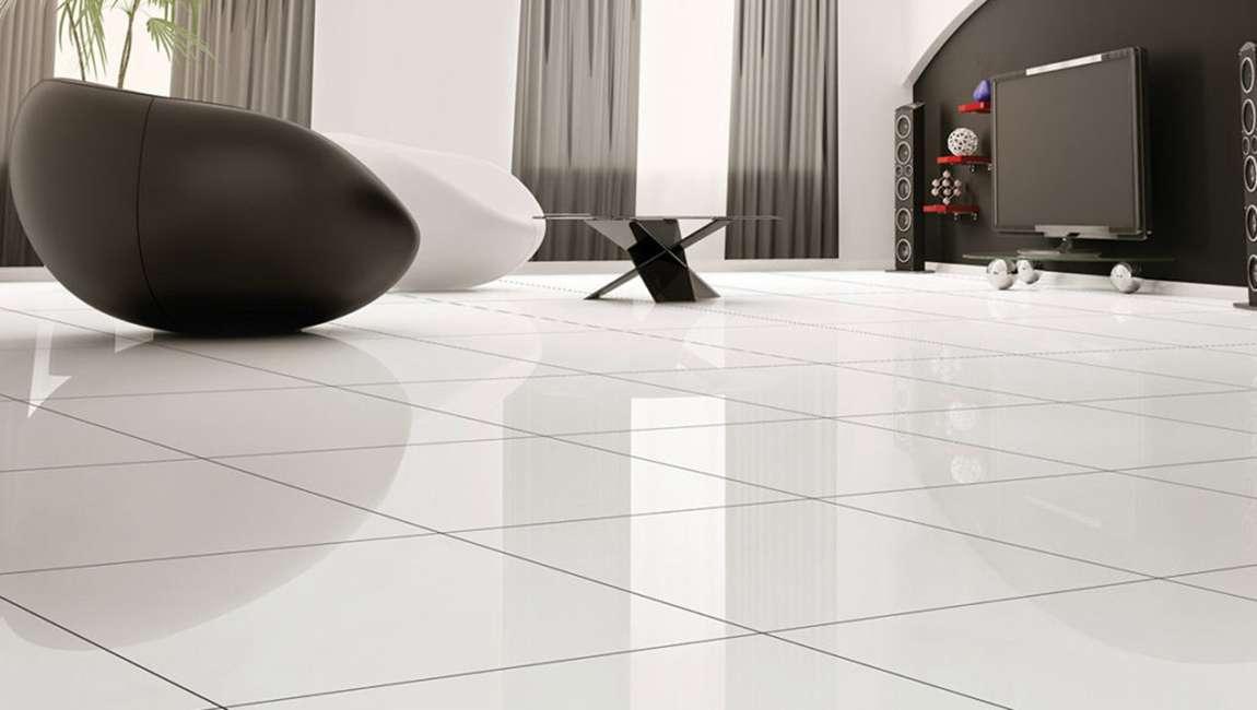 tile floor advantages health