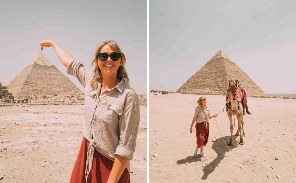what to wear in Egypt women