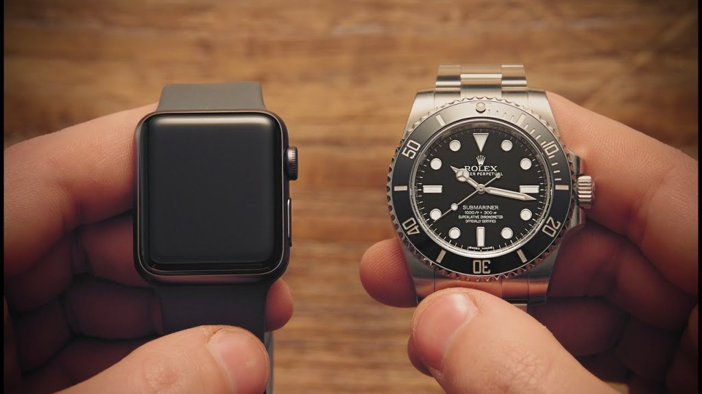 Smartwatch traditional watch which should I buy