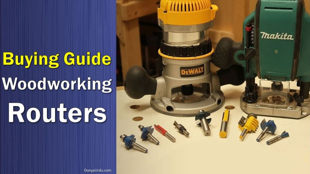 woodworking router buying guide