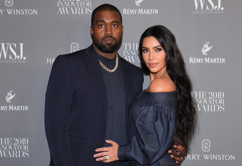 Kim Kardashian And Kanye West Custody Case